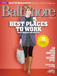 Accella Named in Baltimore magazine's Best Places to Work
