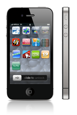 Accella iPhone Apps