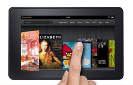 The Amazon Kindle Fire