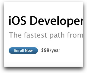 iPhone Developer Program