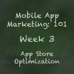 Mobile App Marketing Tip - App Store Optimization