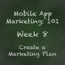 Mobile App Marketing Tip - Building a Marketing Plan