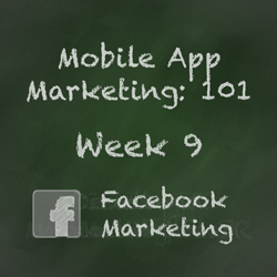Mobile App Marketing Tip - Using Facebook